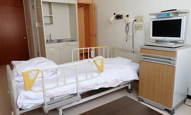 入院部屋(個室)イメージ